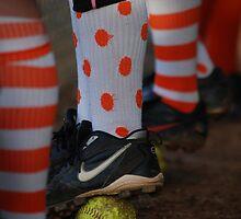 Dots VS Stripes by Jason  Burris