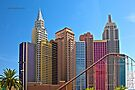 New York-New York Hotel & Casino by Yannik Hay