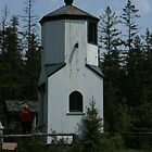 Rear Range Light - Bailey's Harbor by eaglewatcher4