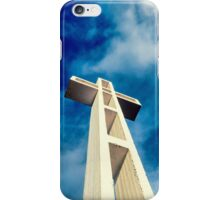 LOOKING UP & WORDS iPhone Case/Skin