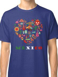 LOVE MEXICO Classic T-Shirt