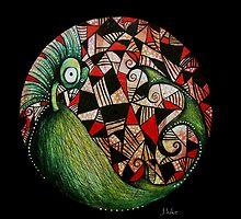 Mantis  by Julielukearts
