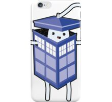 Cutie in the time and space iPhone Case/Skin