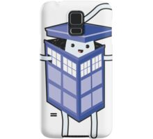 Cutie in the time and space Samsung Galaxy Case/Skin