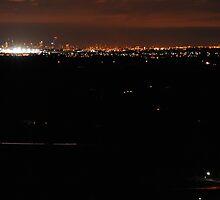 lighting up the night by KarynL