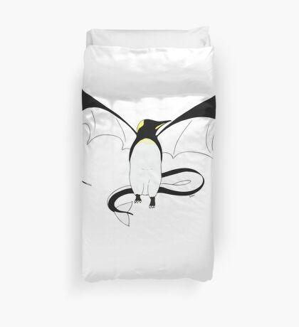 The Penguin-Dragon (First evolution) Duvet Cover