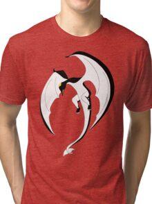 The Penguin-Dragon (Second evolution) Tri-blend T-Shirt