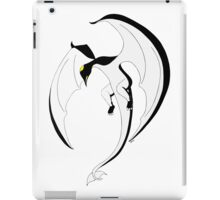 The Penguin-Dragon (Second evolution) iPad Case/Skin