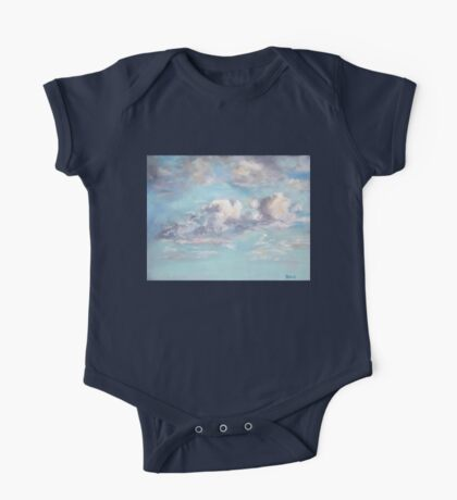 Up in the clouds One Piece - Short Sleeve