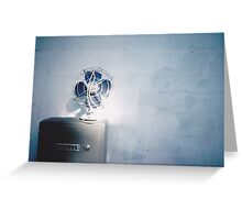 Lonely Fan Greeting Card