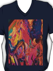 A Portrait of Color and Texture T-Shirt