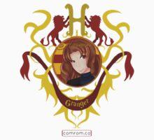 Hermione Granger by KlockworkKat and Ali Lavoie #Potterweek Kids Clothes