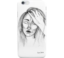 TAWNY DARKO T-shirt (Zoe Lennon) iPhone Case/Skin