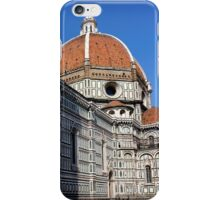 The Duomo of Florence Italy iPhone Case/Skin