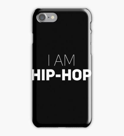 I Am Hip-Hop [Brick] iPhone Case/Skin