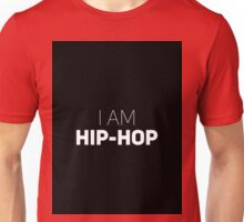 I Am Hip-Hop [Brick] Unisex T-Shirt