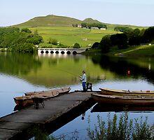 Going Fishing by saxonfenken
