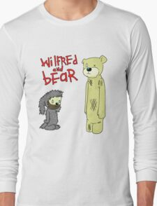 wilfred and bear Long Sleeve T-Shirt