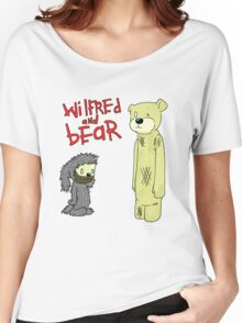 wilfred and bear Women's Relaxed Fit T-Shirt