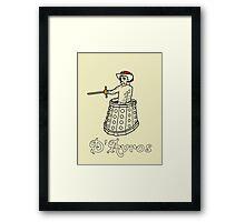 D'Avros Framed Print