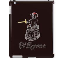 D'Avros iPad Case/Skin