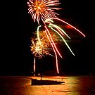 """Fireworks over Shark Bay"" Western Australia by wildimagenation"