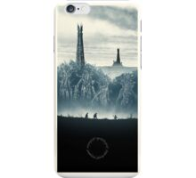 Two towes iPhone Case/Skin