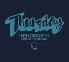 This Must Be Thursday by futuristicvlad