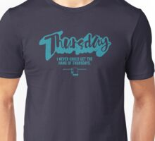 This Must Be Thursday Unisex T-Shirt