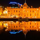 Hobart Constitution Dock by Clive Roper