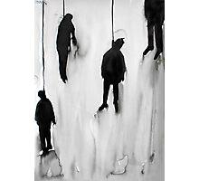 hung Photographic Print
