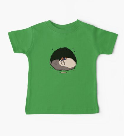 The Girl Who Napped Baby Tee