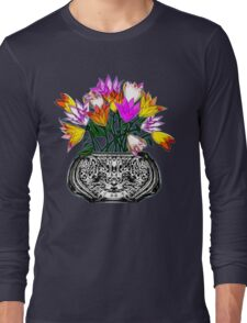Spring Tulips 2015 Long Sleeve T-Shirt