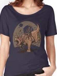 Triceratops CowBot Women's Relaxed Fit T-Shirt