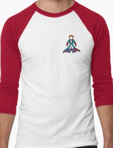 Spaceboy (Inspired by The Little Prince) [Small] Men's Baseball ¾ T-Shirt