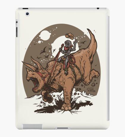 Triceratops CowBot iPad Case/Skin