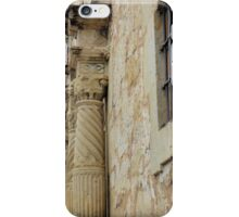 Alamo at an angle. iPhone Case/Skin