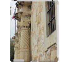 Alamo at an angle. iPad Case/Skin