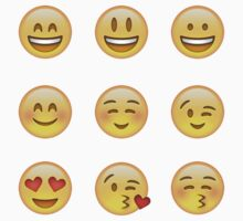 Smilies Emoji (Pack A) by emoji-