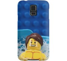 Selfie - Ricky Gervais Samsung Galaxy Case/Skin