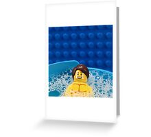 Selfie - Ricky Gervais Greeting Card