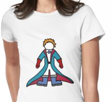 Spaceboy (Inspired by The Little Prince) [Big] Womens Fitted T-Shirt