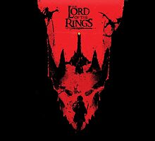 Lord of the Rİngs by SinisterSix