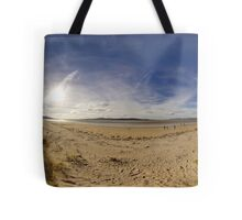 Lisfannon Beach, Fahan, County Donegal, Equirectangular  Tote Bag