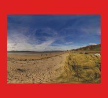 Lisfannon Beach, Fahan, County Donegal, Equirectangular  Kids Clothes
