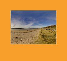 Lisfannon Beach, Fahan, County Donegal, Equirectangular  T-Shirt