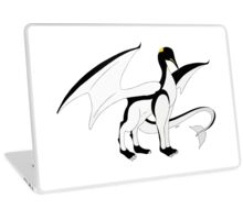 The Penguin-Dragon (Lastest evolution) Laptop Skin