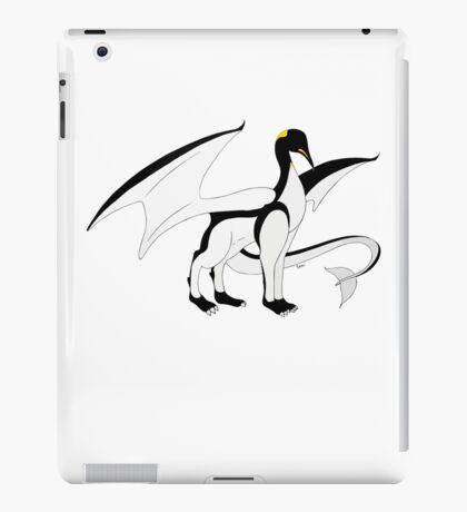 The Penguin-Dragon (Lastest evolution) iPad Case/Skin