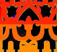 Art Deco Fretwork by Angelo Aguinaldo
