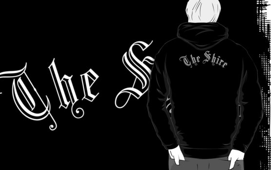 The Shire , Arched type by shireshirts